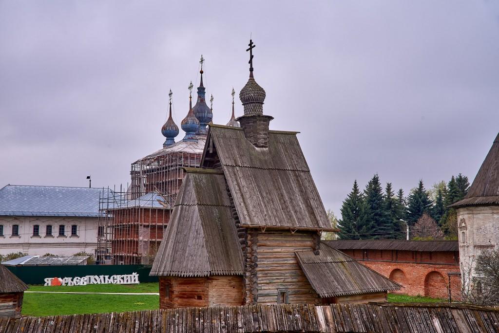 Юрьев-Польский - майский 01