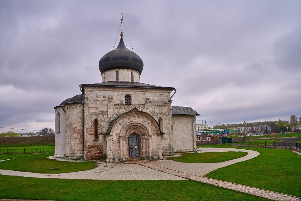 Юрьев-Польский - майский 04