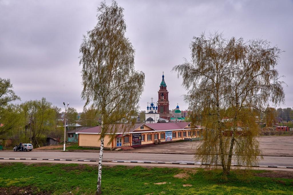 Юрьев-Польский - майский 06