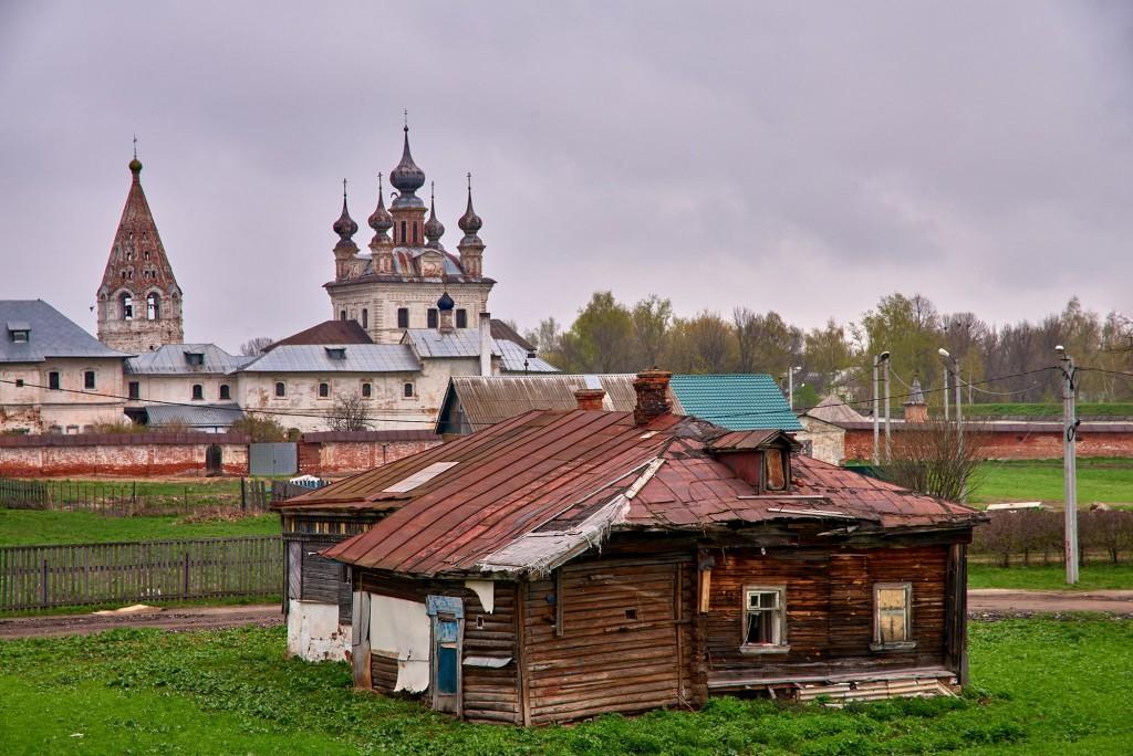 Юрьев-Польский - майский 08