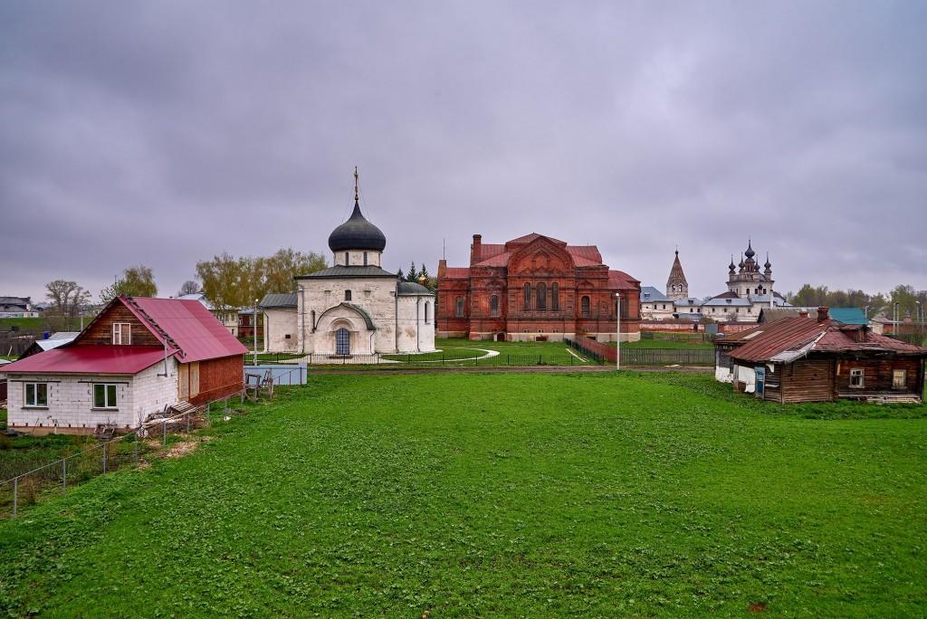 Юрьев-Польский - майский 09