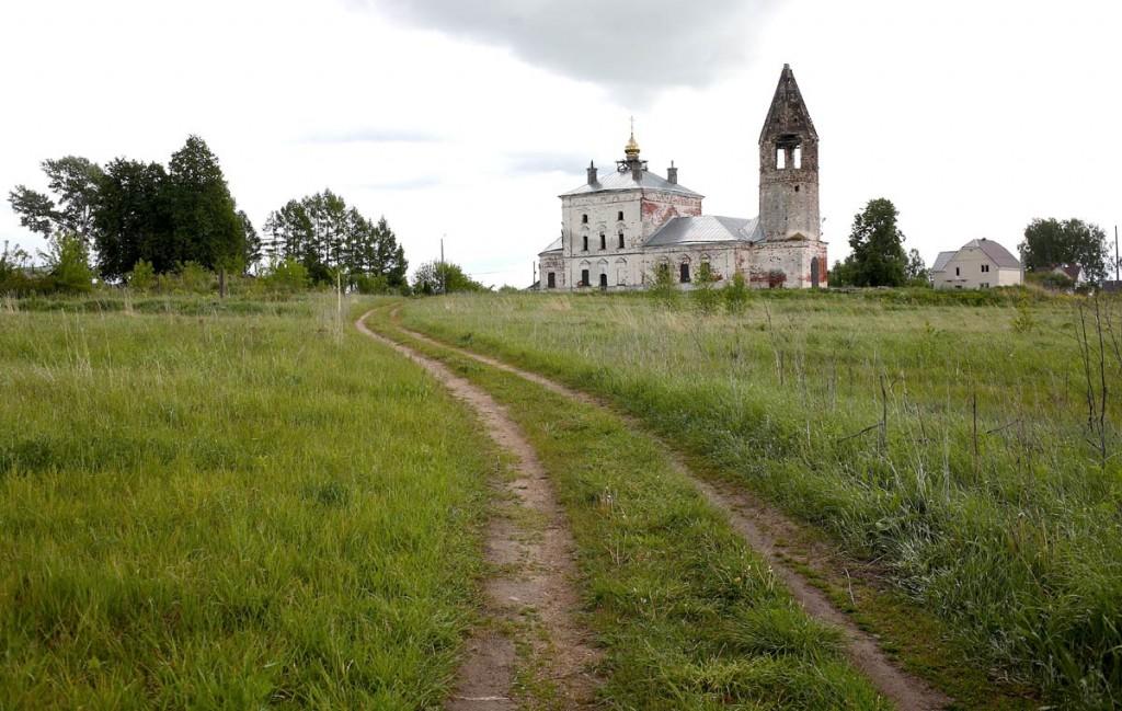 Благовещенский храм села Великово Ковровского района
