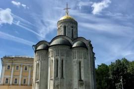 Дмитриевский собор, автор — Вячеслав Канурин
