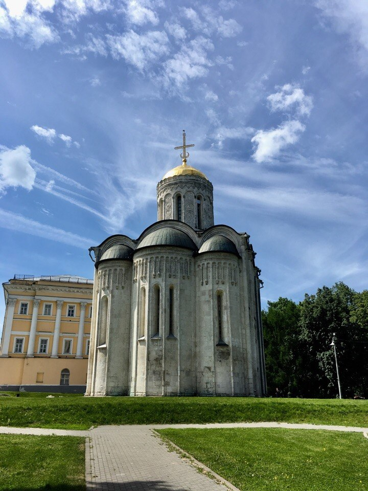Дмитриевский собор, автор - Вячеслав Канурин