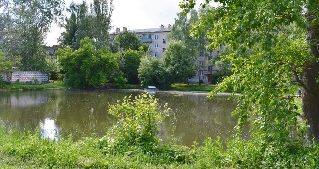 Михайловский пруд во Владимире 01