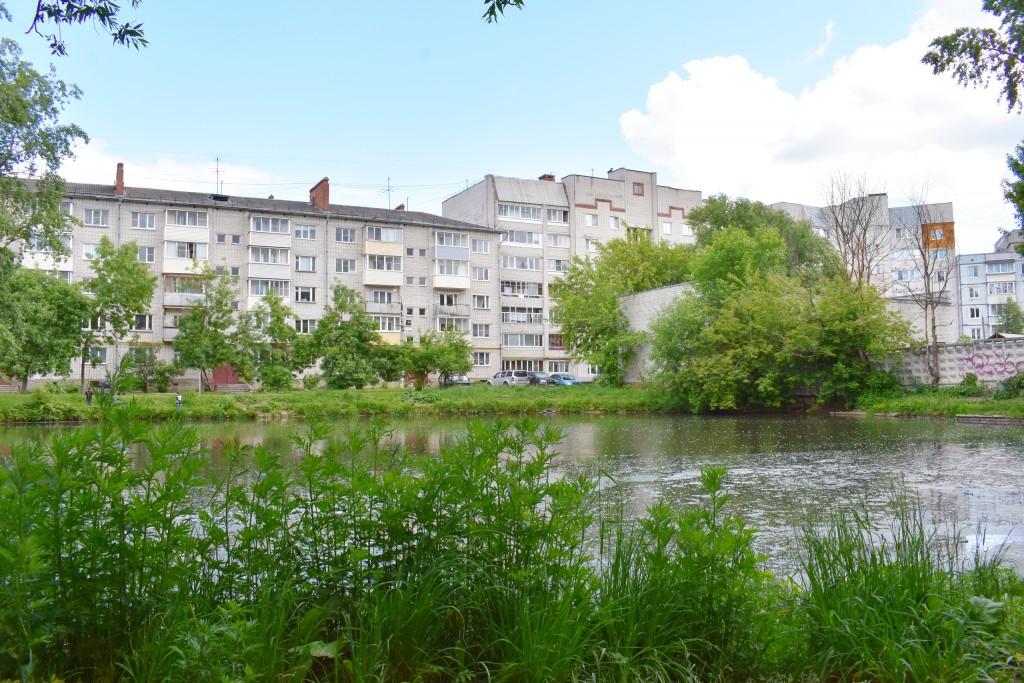 Михайловский пруд во Владимире 03