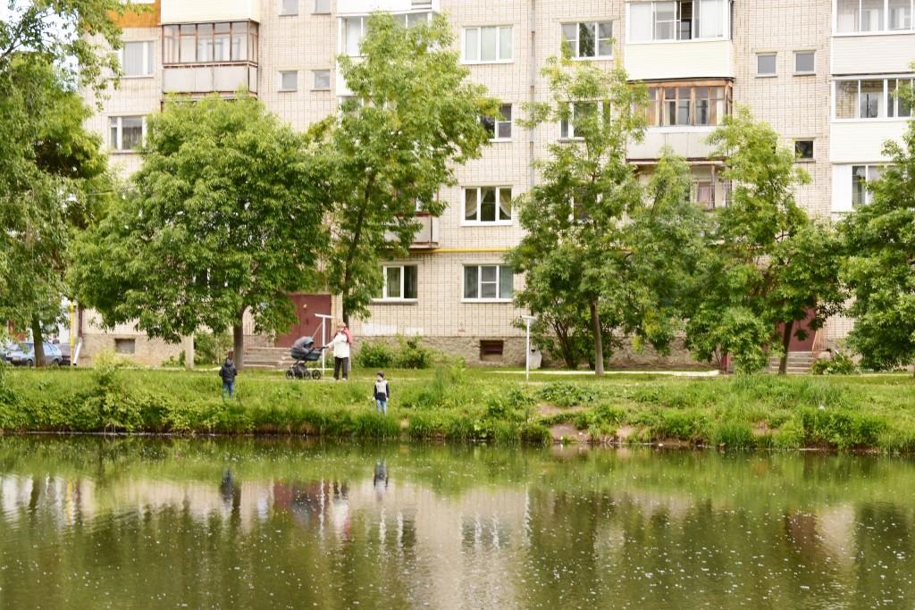 Михайловский пруд во Владимире 04