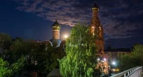 НОЧНОЙ КОВРОВ от Александра Каменского