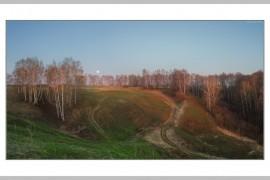 Пейзажи Вязниковского района. с. Пировы-Городищи