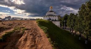 Тихий вечер ( Владимир, июнь 2018 )