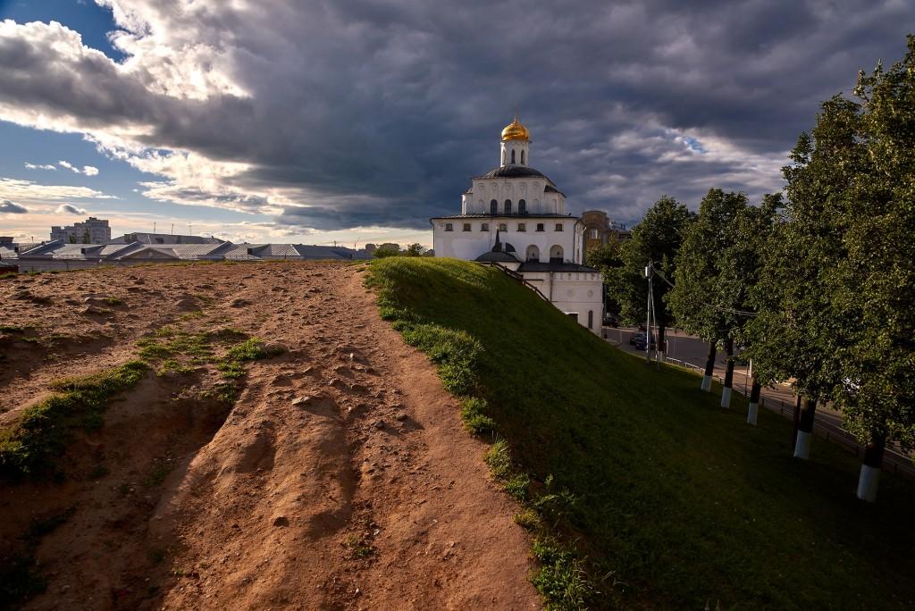 Тихий вечер ( Владимир, июнь 2018 ) 01