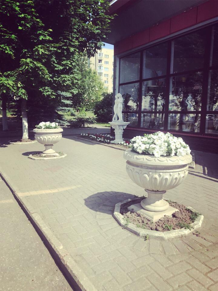 Цветочный магазин на проспекте Ленина, г. Владимир 01