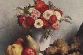 История натюрморта от живописи до фотографии