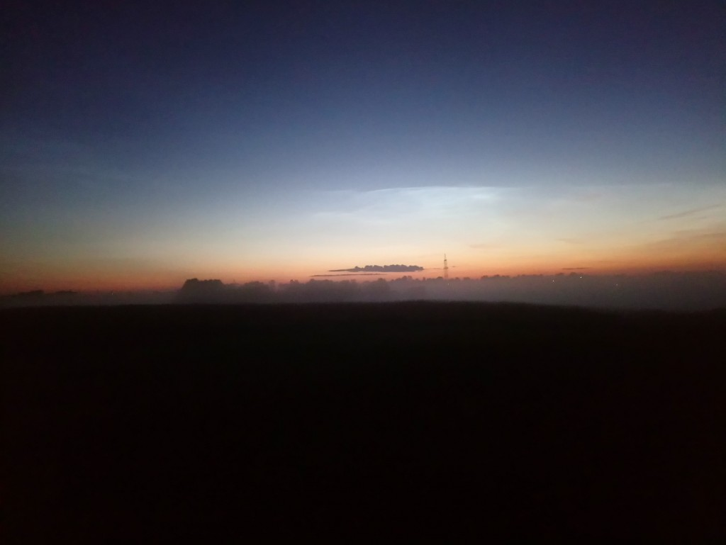 Александров, туман на рассвете над рекой 03