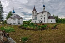 Велопутешествие в с.Антилохово, Владимирская область