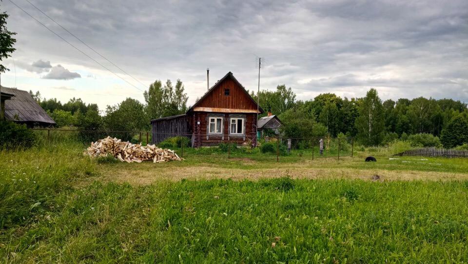 Велопутешествие в с.Антилохово, Владимирская область 02