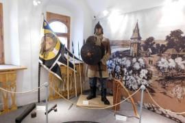 Гороховец, археологический музей