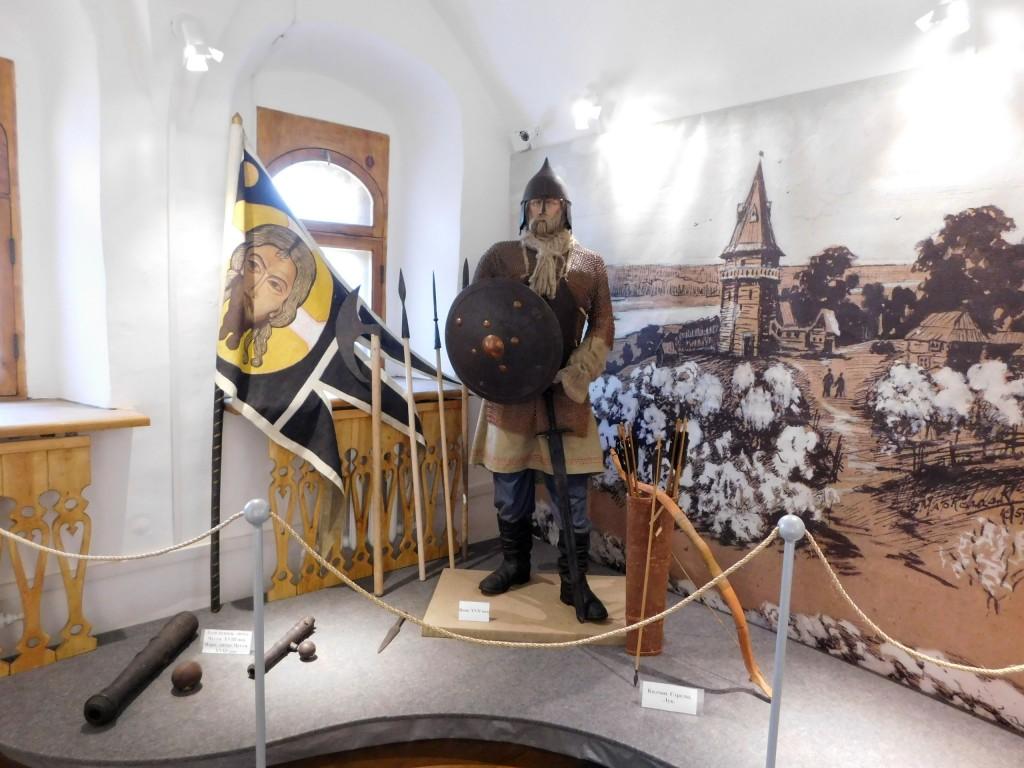 Гороховец, археологический музей 01