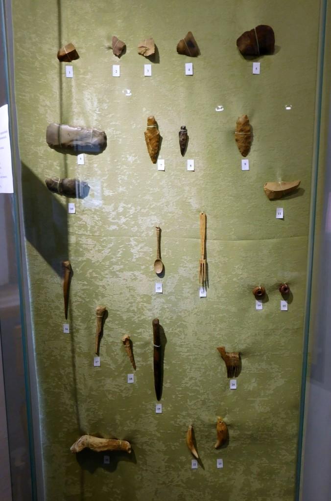 Гороховец, археологический музей 03