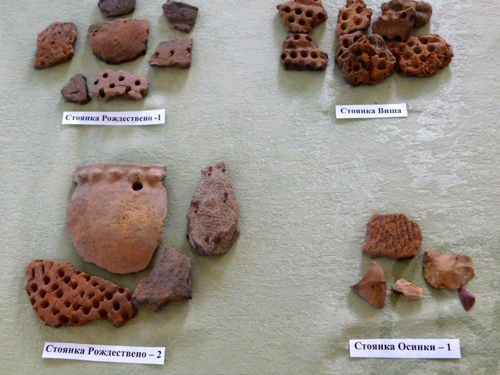 Гороховец, археологический музей 04