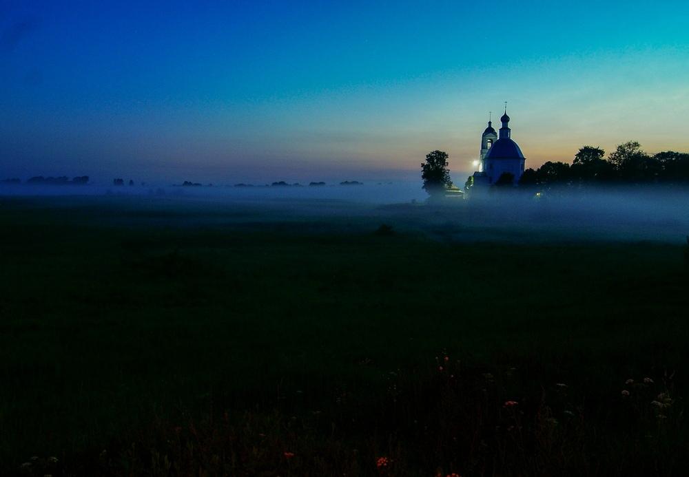 Деревня Устье, Собинский район