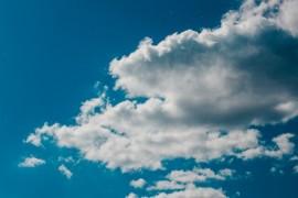 Летние облака над Владимиром