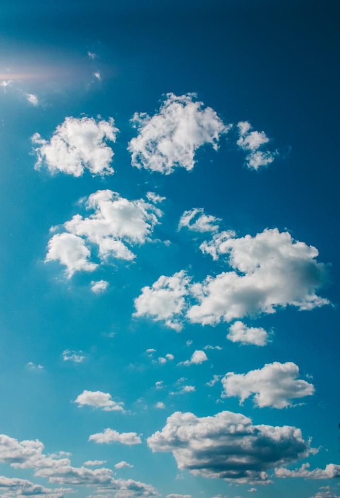 Летние облака над Владимиром 02