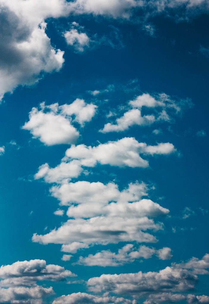 Летние облака над Владимиром 03