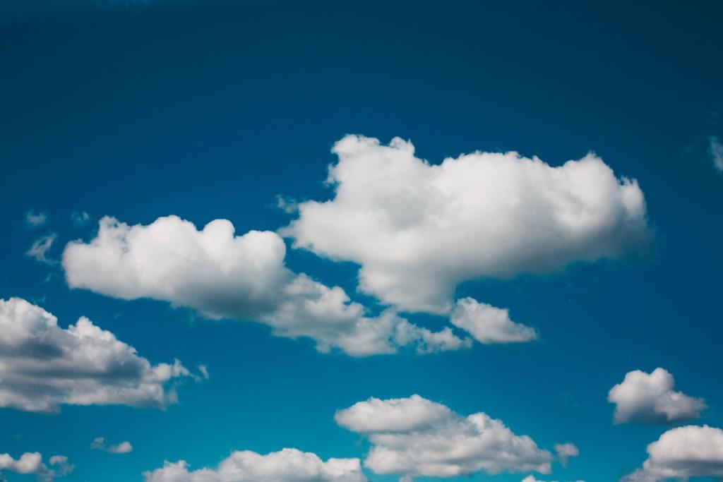 Летние облака над Владимиром 04