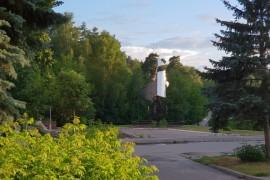 Летний вечер на Вербовском
