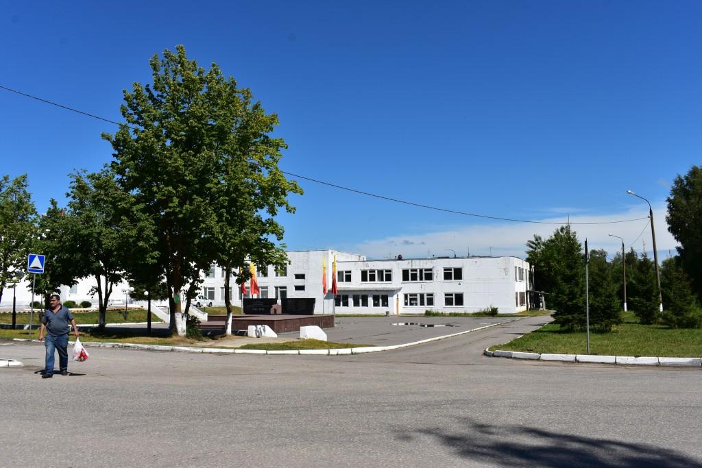Микрорайон Лесной во Владимире 04