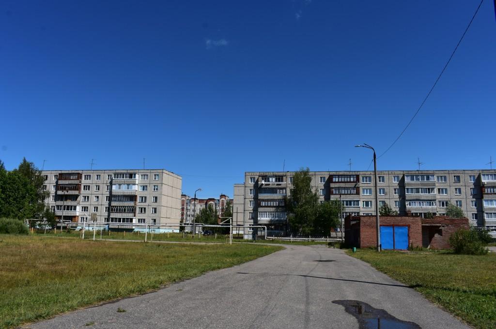Микрорайон Лесной во Владимире 05