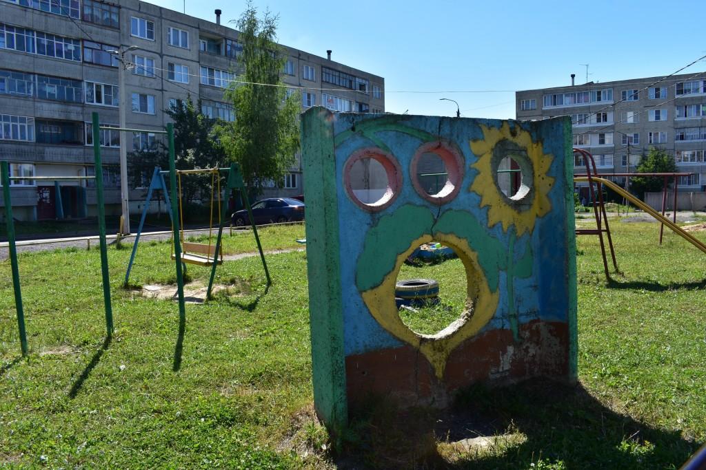 Микрорайон Лесной во Владимире 07