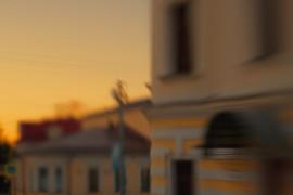 «На углу почтовой конторы» г. Владимир