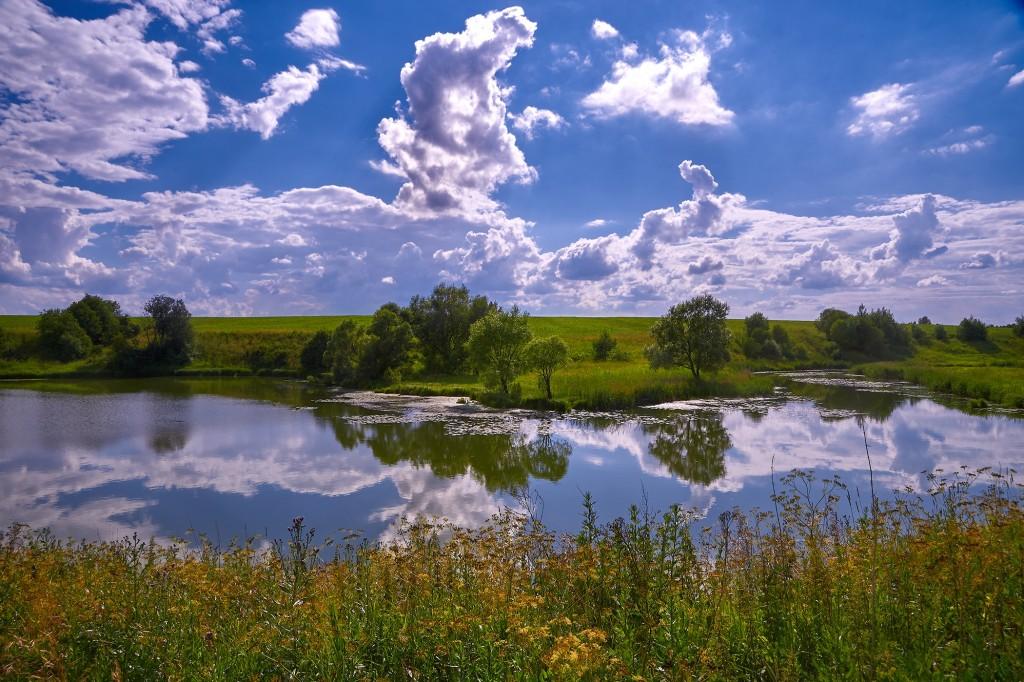 Небо над Улово, Суздальский район 06