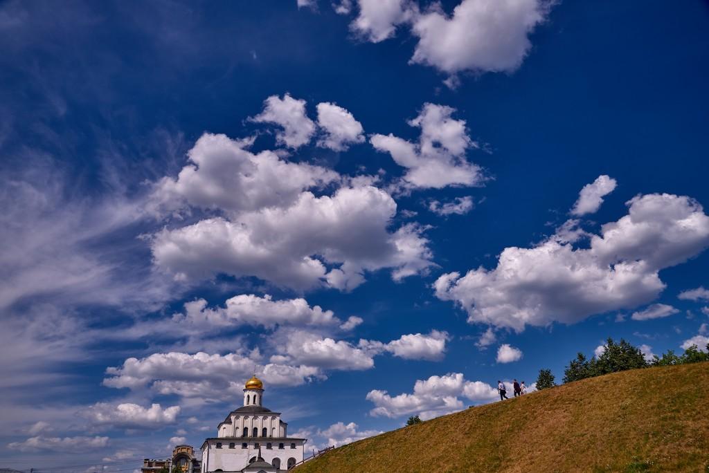 Облака над Владимиром ( июнь-июль 2018 ) 04