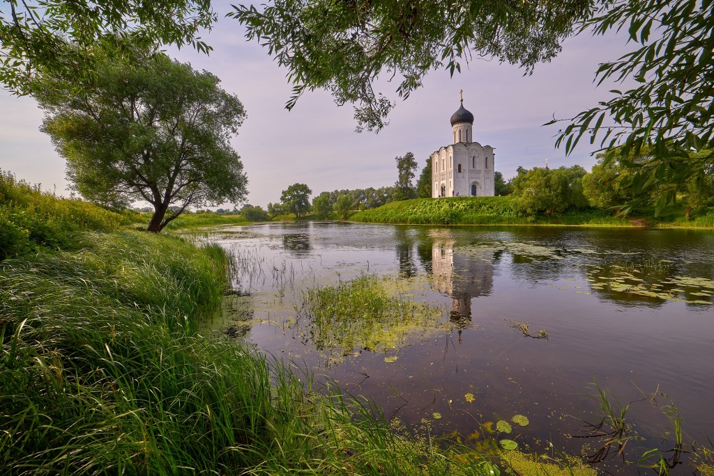 Покрова-на-Нерли в День Крещения Руси 2018 03