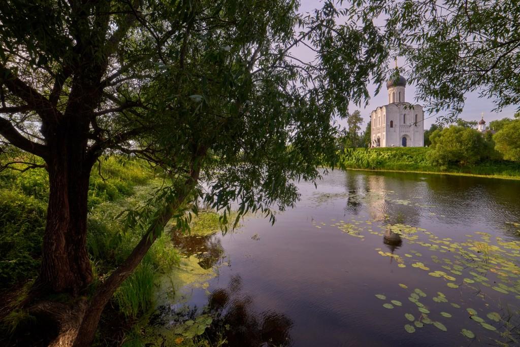 Покрова-на-Нерли в День Крещения Руси 2018 04