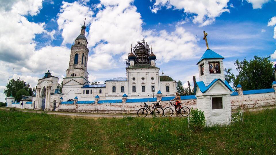 Путешествие по лесным маршрутам Ковровскрго, Камешковского района Владимирской обл 03