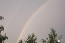 Радуга над Вязниками, 05.07.2018
