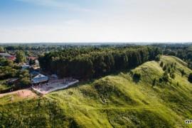 Смотровая площадка на Вязниковском венце — День молодёжи