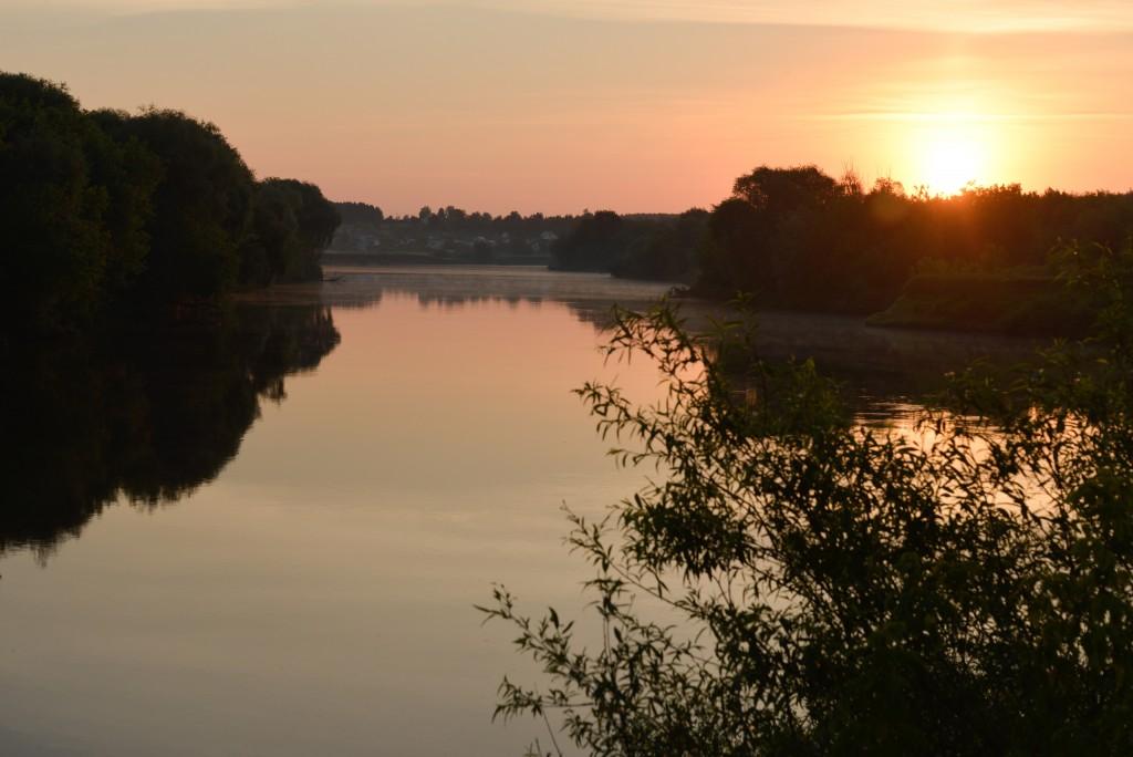 Утренняя выходка к церкви Покрова-на-Нерли и к стрелке рек Нерль и Клязьма 01