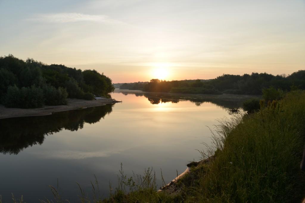 Утренняя выходка к церкви Покрова-на-Нерли и к стрелке рек Нерль и Клязьма 02