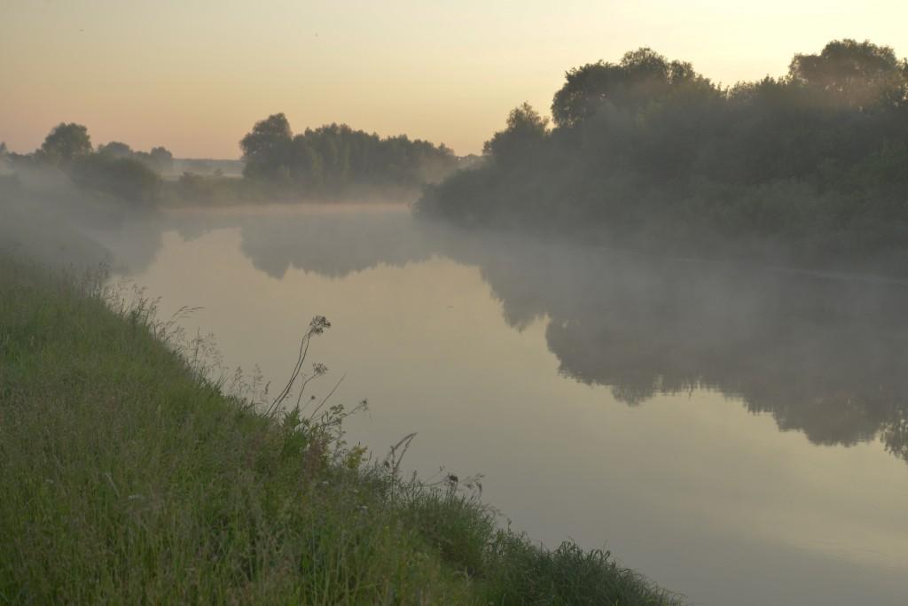 Утренняя выходка к церкви Покрова-на-Нерли и к стрелке рек Нерль и Клязьма 04