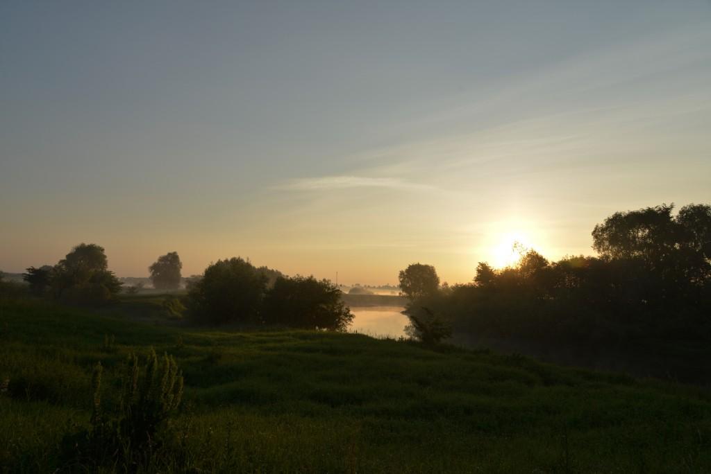 Утренняя выходка к церкви Покрова-на-Нерли и к стрелке рек Нерль и Клязьма 05