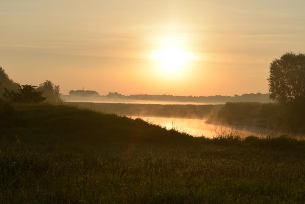 Утренняя выходка к церкви Покрова-на-Нерли и к стрелке рек Нерль и Клязьма 07
