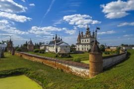 Юрьев-Польский. Отражаясь в Колокше