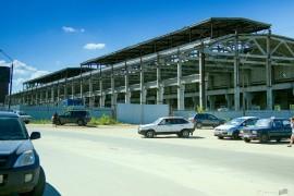 2013г Ковров молл строится
