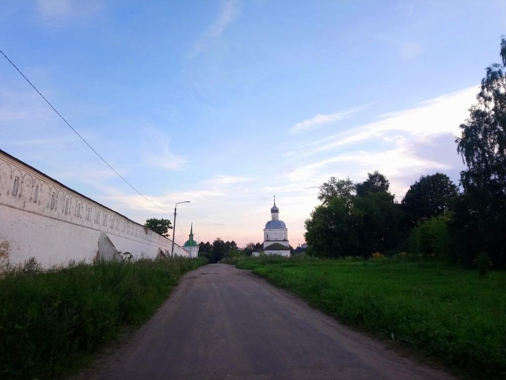 Александровская Слобода или Кремль. Или, как называли его наши деревенские стлрожилы - Ляксандров. 04