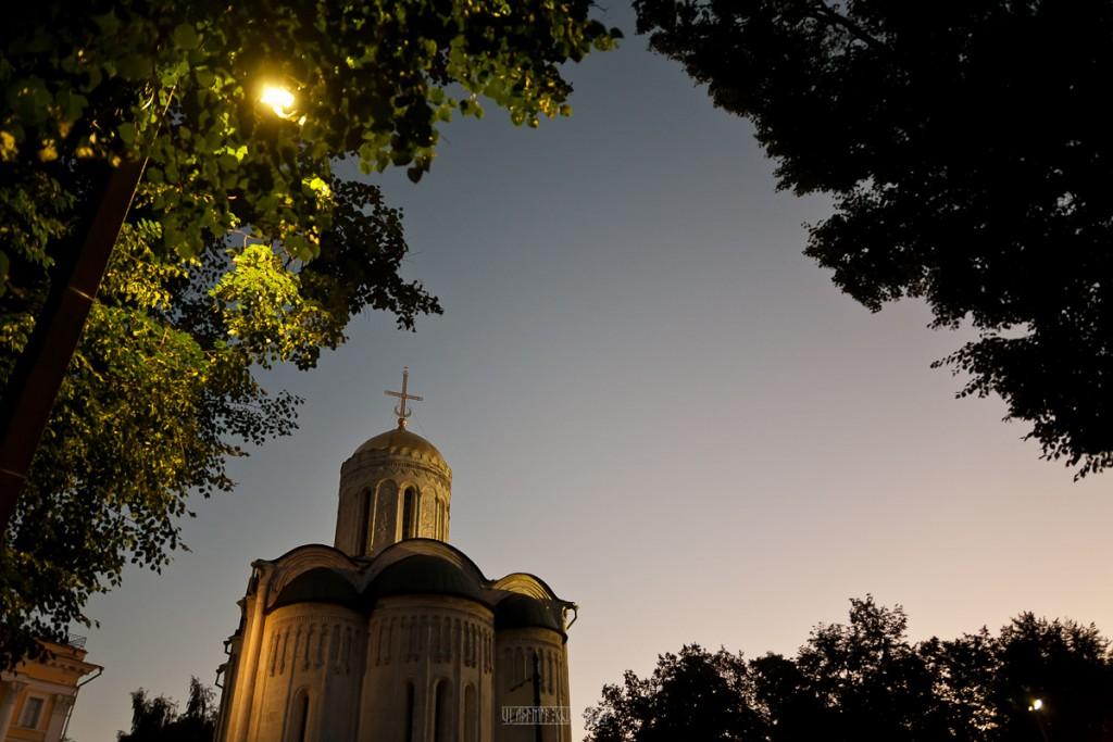 Вечерний Владимир в августе 2018 01